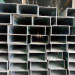 giá sắt hộp mạ kẽm 25x50