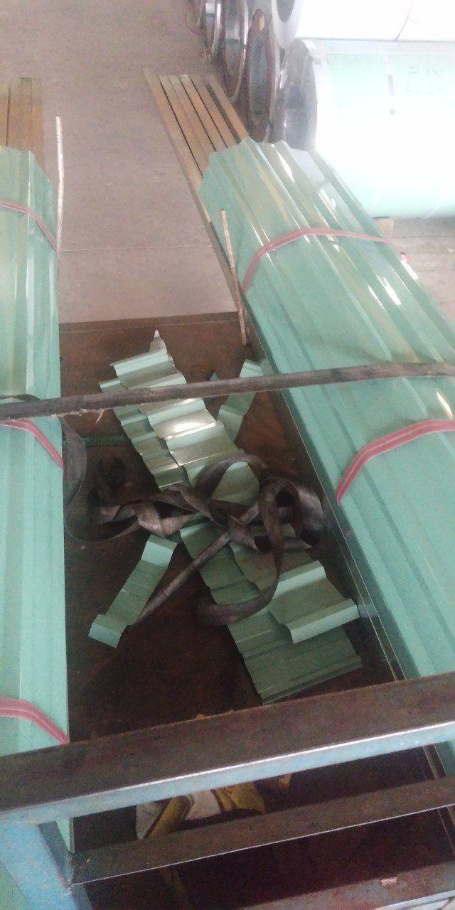 Tôn + hộp giao công trình quận bình tân. Cảm ơn quý khách hàng luôn ủng hộ Thái Hòa Phát.