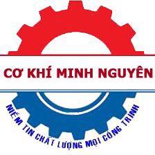 Logo Cơ khí Minh Nguyên